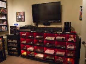Gaming Closet by I D Live There S Ultra Impressive Gaming Setup