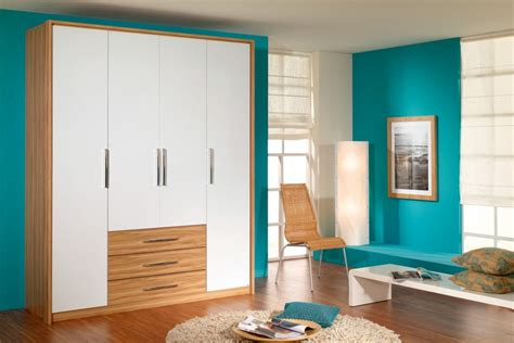 Wardrobe Paint Colours by Creative Color Combination Of Wardrobes With White