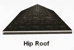 hip roof style basic roof styles