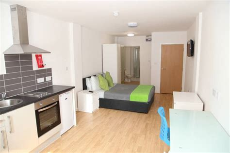 Studio Flat | self contained studio flats in baltic triangle room to