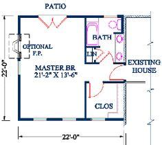 Over The Garage Addition Floor Plans | 1000 ideas about master bedroom addition on pinterest