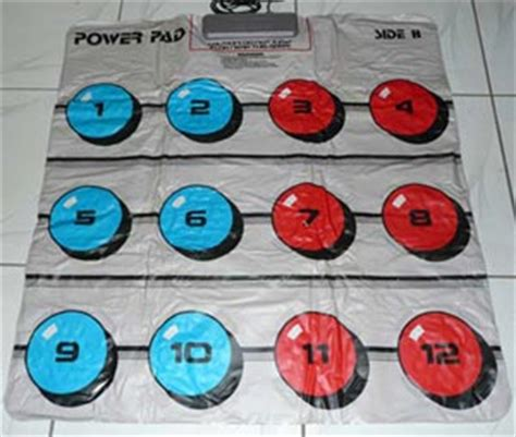 Powerpad L used nintendo power pad