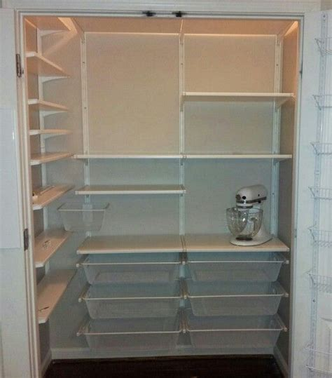ikea pantry shelving best 25 ikea pantry ideas on pinterest ikea pantry
