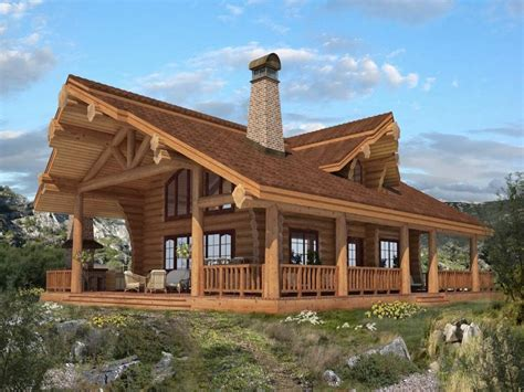 Summit Handcrafted Log Homes - handcrafted log homes canada summit log and timber homes