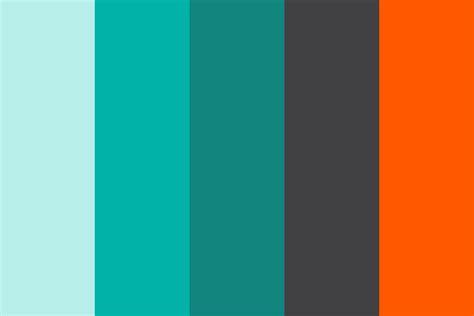 croozen app color palette