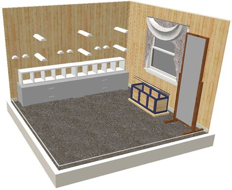 12x10 Bedroom Design by 12x12 Tackroom Images Frompo