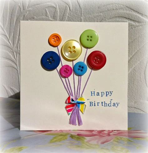 libro arts crafts 3 handmade button gift card creative art and craft ideas
