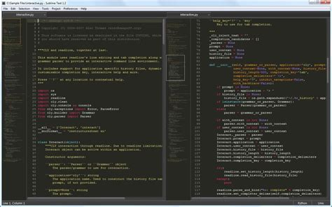 format html code in sublime sublime text alternatives and similar software