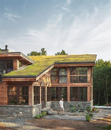 Green Home Design Maine Best 25 House Roof Design Ideas On Modern