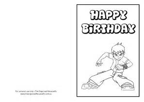listerxijf free printable birthday cards for to color