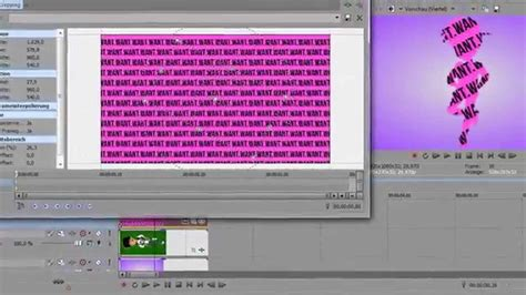 vegas pro tutorial effects sony vegas pro tutorial 3 different text effects youtube