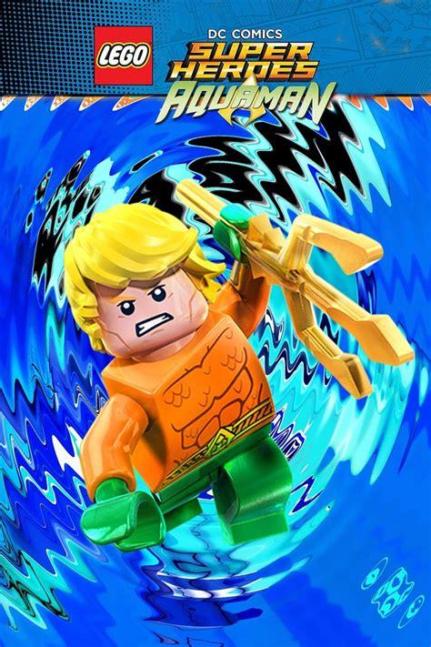 Lego Heroes Aquaman lego dc comics heroes aquaman rage of atlantis