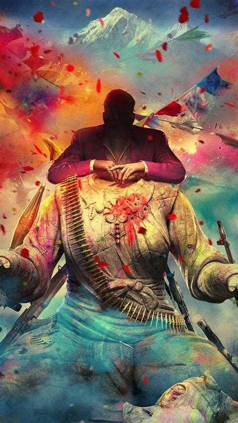 wallpaper games iphone 4 far cry 4 game digital art best htc one wallpapers
