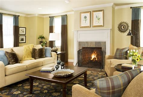 Family Room Decor Den Decorating Ideas House Experience