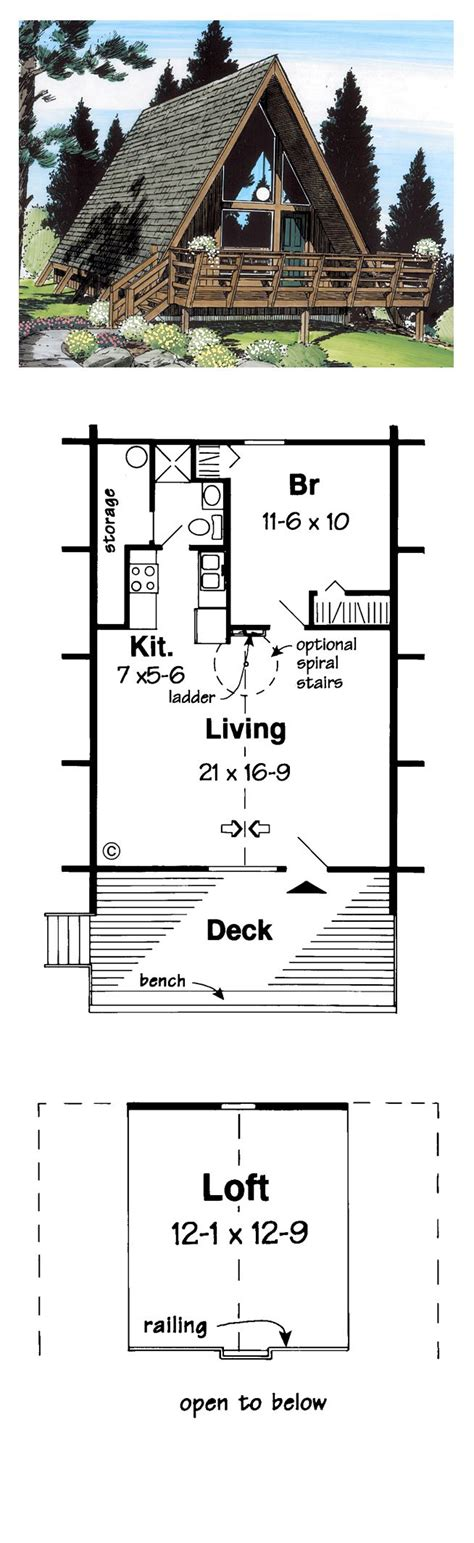 3 Bedroom A Frame House Plans by 17 Best Images About A Frame House Plans On