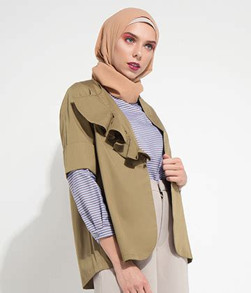 jual baju muslim wanita model terbaru zalora indonesia