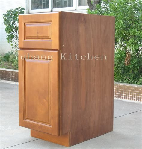 sell solid wood kitchen cabinet wooden furniture yb 292