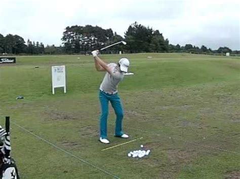 dustin johnson swing vision seong yul noh 2010 swing in biz hub style swing vision