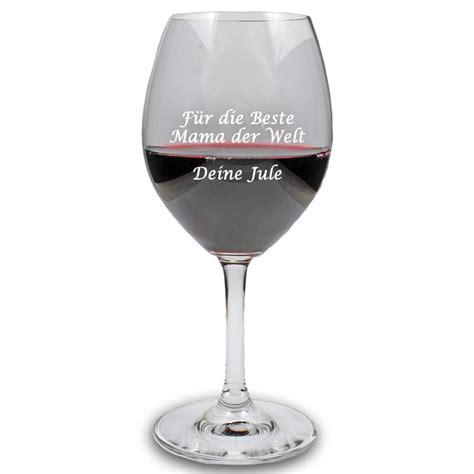 rotweinglas mit persoenlichem text graviert bei geschenkemaxx