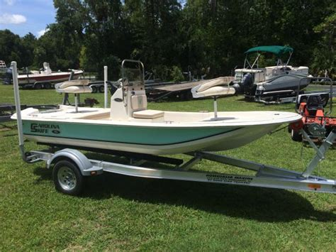 used flats boats for sale in south carolina used flats carolina skiff boats for sale boats