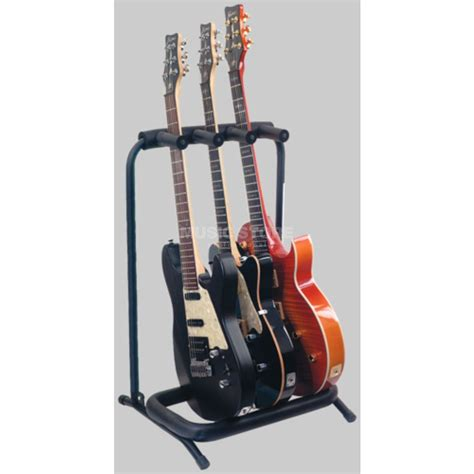 Stand Gitar Isi 3 Stand Gitar rockstand 3 way guitar stand rs 20860 b 2