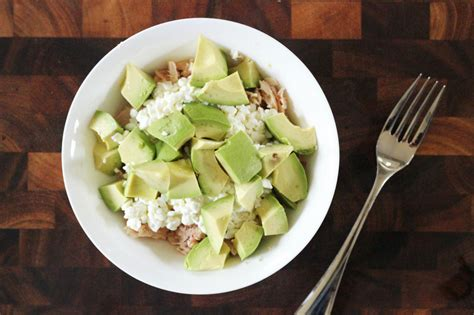 Cottage Cheese And Avocado by 12 Light And Filling Lunches That Don T Require A Ton Of