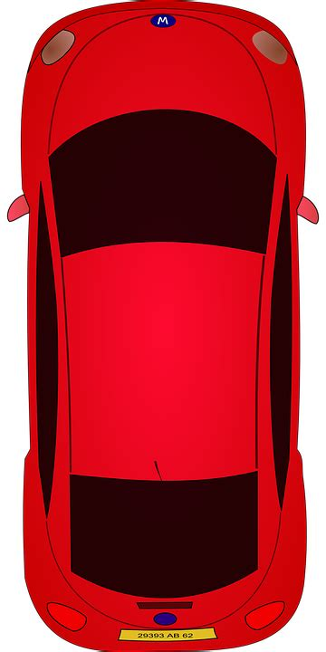 pixel car top view car vehicle 183 free vector graphic on pixabay