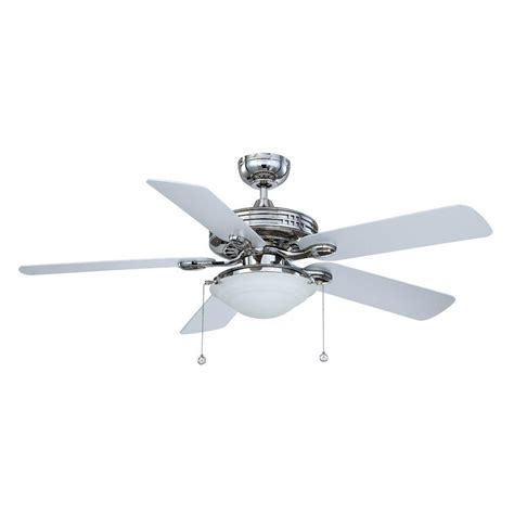 polished nickel ceiling fan designers choice collection 52 in polished nickel ceiling