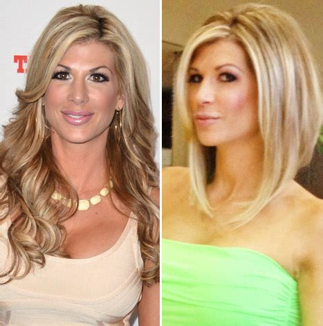 sonia housewives organge county hairstyles real housewives alexis bellino shows off her bikini body