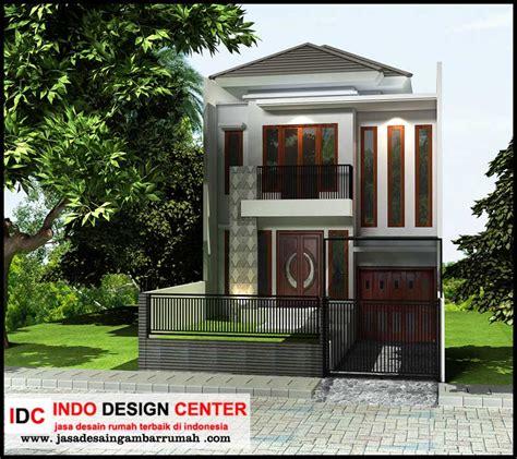 desain interior rumah persegi panjang jasa arsitek desain rumah 2 lantai cileunyi bandung jasa