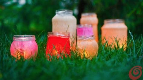 decorare giardino fai da te decorazioni feste giardino fai da te