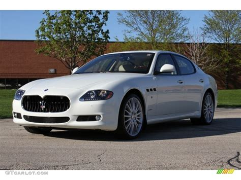 White Maserati Quattroporte 2012 Bianco Eldorado White Maserati Quattroporte S 64554852 Gtcarlot Car Color Galleries