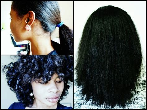 black hairstyles without heat stretching natural hair without using direct heat