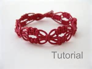 Easy Macrame Bracelet Tutorial - 17 best ideas about macrame bracelets on