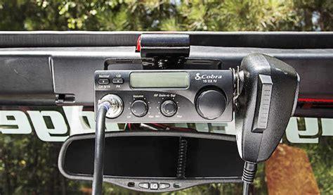 Jeep Wrangler Radio Verified Cb Radio Pre Wire In New Jeep Wrangler 2018