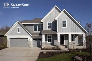 lp smartside colors lp smartside siding panel siding and trim on a house