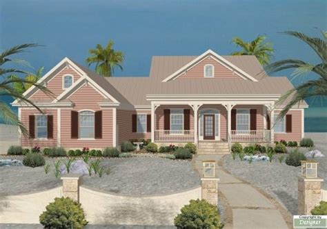 The Edgewater Cove 1756 3 Bedrooms And 3 Baths The Edgewater House Plan