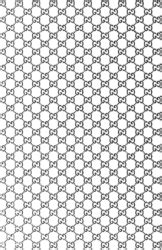 gucci pattern png psd detail gucci print black official psds