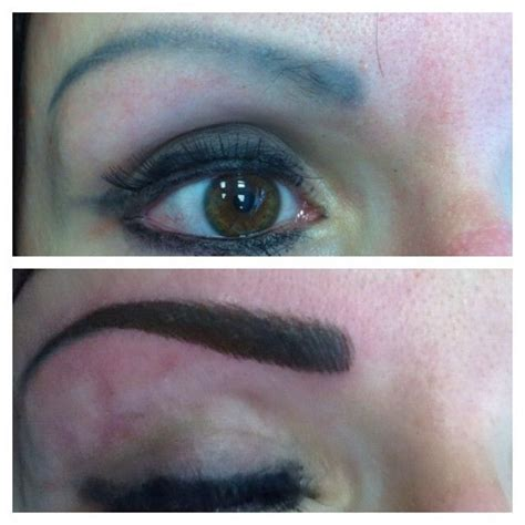 tattooed eyebrows scabbing 17 best images about tattoos eyebrow on pinterest