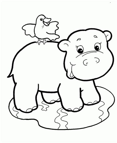 Free Coloring Pages Baby Jungle Animals | baby jungle animals coloring pages spencer s 1st
