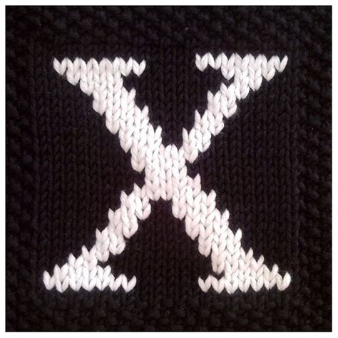 knitting letters pattern 17 best images about alphabet knitting patterns on