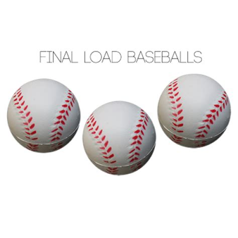 A Load Of Balls by Load Base Balls 2 5 Quot Pack Of 3