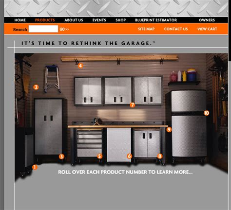 online garage designer design your dream garage online pelican parts