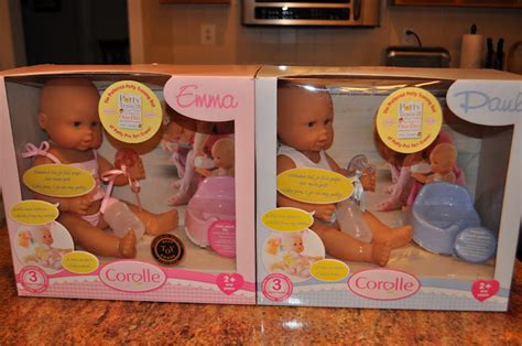 corolle anatomically correct doll anatomically correct boy potty dolls from