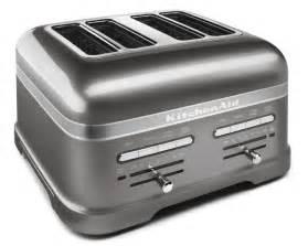 Kitchenaid 4 Slice Toaster Kitchenaid 174 Pro Line 174 4 Slice Toaster Williams Sonoma
