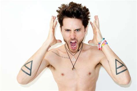 jared leto tattoos list of jared leto designs