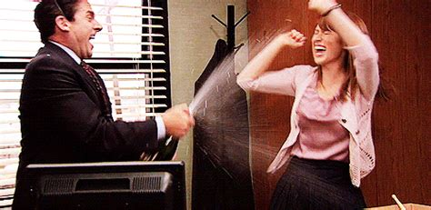 excited gif excited steve carell gif find on giphy