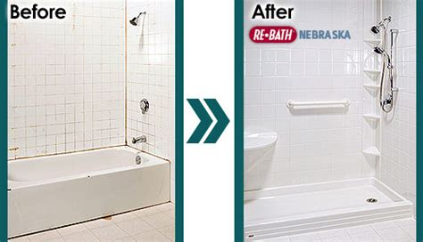 bathtub to shower conversions nebraska remodeling