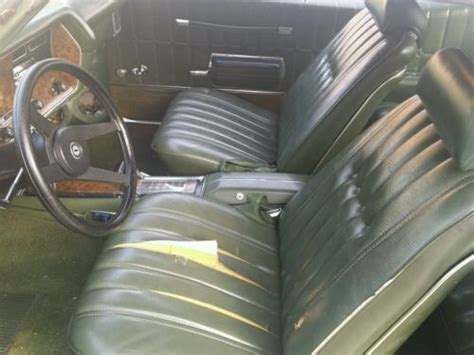 1972 Monte Carlo Interior by 1972 Monte Carlo Custom 350 Engine Shift In Floor