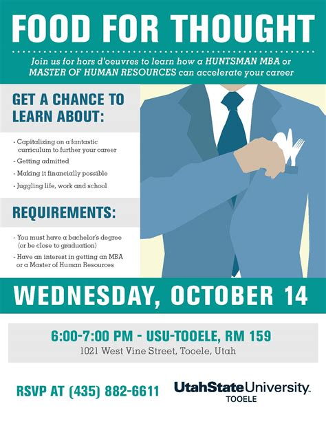 Ut Mba Facts by Usu Tooele Mba Mhr Information Meeting Tooele City